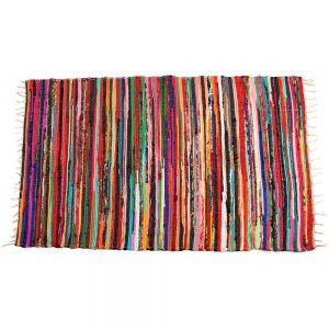 Cotton Rug Multi Size