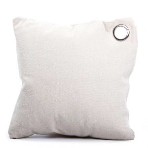 Cushion Beatriz White Ring