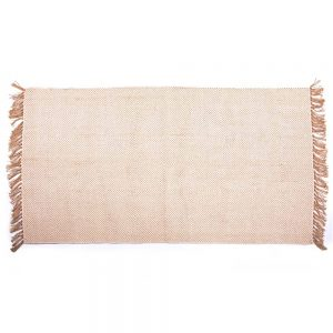 Bethany Cotton and Jute Rug (3 sizes)